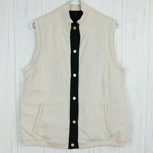 Chico's Zenergy ROXY Rib Reversible Knit Vest